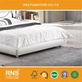 A1026는 고전적인 가죽 침대 디자인을 골라낸다
