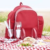 Фестиваль Моды красный мешок для пикника с помощью инструментов