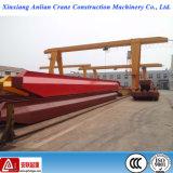 Carga pesada preço do guindaste de ponte da grua de 15 toneladas único