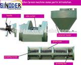 La extracción de aceite de Cáñamo Aceite de Oliva de la máquina fresadora