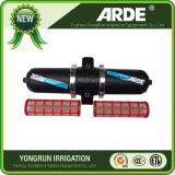 """3 """", Filter van Irrigatie 4 """" de Hand Dubbele Screem, pp Boday"""