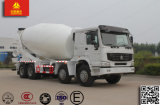 Mezclador de cemento del camión de Siontruk HOWO 8X4