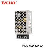 Elektronische Produkte für Verkaufs-Schalter-Stromversorgung 15W 5V Nes-15-5