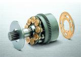 El motor del oscilación para el excavador