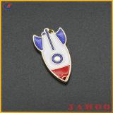 Мода Дизайн пользовательских металлический логотип для Hangbags