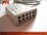 ECG de Spacelabs 700-0008-06 Cable troncal