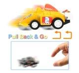 Mini véhicules en plastique pour des gosses