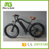 cruzador elétrico elétrico da praia das bicicletas de montanha MTB do pneu gordo de 48V 750W Ebikes com 45km/H