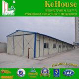 中国のオフィスによって/Mobileの家の/Prefabの使用される家のためのプレハブの建物の電流を通された鉄骨構造の家禽の家か家