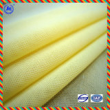 Estilo de mercado de venta caliente nylon spandex tejido de malla de red eléctrica