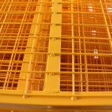Kanada-Markt-Metalleisen-temporäre Draht-Zaun-Panels