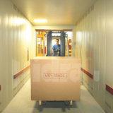 창고를 위한 2000kg 2 지면 2 정지 상품 엘리베이터