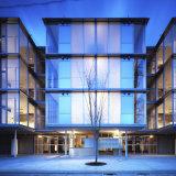 Low-E double mur rideau du panneau de verre pour les matériaux de construction