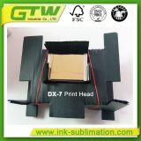 고품질 넓은 인쇄 기계를 위한 향상된 Dx-7 인쇄 헤드