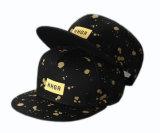 Casquillo máximo plano del Snapback de las gorras de béisbol del sombrero del casquillo del deporte