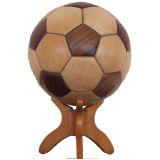 Regalo di legno di gioco del calcio della decorazione di legno