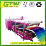 Rodillo para rodar la máquina del traspaso térmico con el papel de la sublimación para la materia textil