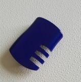 Pieza del bloqueo del metal con la pintura