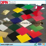 Hoch entwickelte Qualitätshaltbare doppelte Farben-freier Raum ABS Plastikvorstand-Blatt