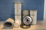 Cartuccia cilindrica e conica di Ragno-Web della turbina a gas di filtro dell'aria