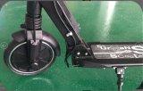 Scooter eléctrico portátil moderno