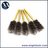Balai de tube serti par qualité de fil d'acier pour Tb-100098 de polissage supprimant les bavures