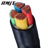 33kv cable subterráneo del aislante de cobre del conductor XLPE