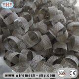工場価格の高く抗張ステンレス鋼のひだを付けられた金網