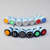 Плоские кнопки тройной LED нажмите Пуск пластиковые кнопочный выключатель