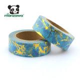 Best-sellers de Alibaba Diseño de mármol de la lámina de oro Mayorista de Scrapbooking cinta de enmascarar decorativos