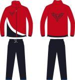형식 자유로운 디자인 차가운 작풍 물 저항하는 팀 스포츠 재킷