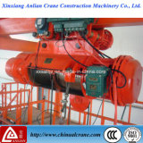 alzamiento usado construcción eléctrica de la cuerda de alambre 1t