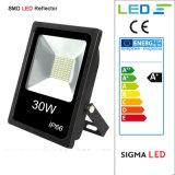 Melhor solução 85-260V PI65 10W 20W 30W 50W 100W reflector LED SMD para América do Sul