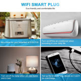 Norme de l'UE Mini sans fil WiFi Prise intelligente