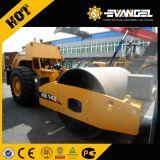 高品質16トンの単一のドラム道ローラーXs163j