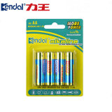 1.5V Primary Dry Battery AA Battery Alkaline Lr6 type