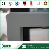PVC는 중국 공장에서 경사 회전 Windows를 이중 유리를 끼웠다