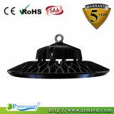 IP65 Waterproof Interior Highbay Light Fixture 100W UFO LED High Bay
