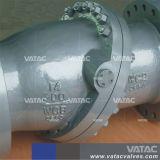 Valvola di ritenuta inclinata Ss304/Ss316 della cialda del disco dell'acciaio di getto
