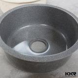 A Kkr Médio Oriente pedra artificial Superfície sólida pia de cozinha (S170817)