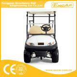Продажи с возможностью горячей замены 2-местный мини-электрического поля для гольфа тележки с маркировкой CE утвержденных