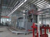 De Schalen van de Cilinder van LPG maken het Vernietigen van het Schot Machine schoon