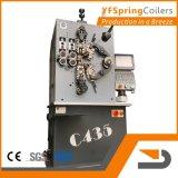YFSpring Coilers C435 - четыре оси диаметр провода 1,20 - 3,50 мм - пружины сжатия машины