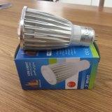 Prix d'usine 7W blanc chaud LED spotlight ampoule de LED Gu5.3