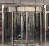 De aangepaste Deur van het Glas van de Veiligheid van het Aluminium van de Ontwerpen van de Poort Automatische Glijdende