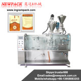 커피 설탕 회전하는 부대 채우는 밀봉을%s 캐슈 견과 Doypack 자동적인 기계는 가격을 기계로 가공한다