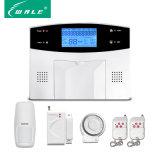 Système d'alarme chaud de la maison GSM&PSTN de garantie de vente