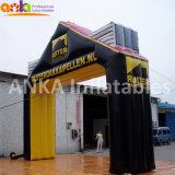 L'entrée Gate gonflable forme Arch pour accueillir avec haut Cube