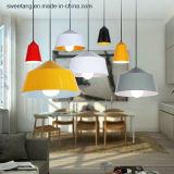 Iluminación casera de interior que cuelga la lámpara pendiente para la decoración de Restautant
