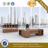 Gerades Form-Stahlbein CIF-Geschäftsbüro-Möbel (HX-6N005)